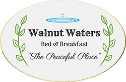 Walnut Waters Bed & Breakfast Logo
